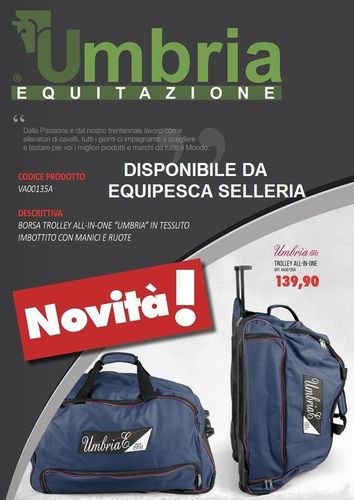 TROLLEY UMBRIA ALL-IN-ONE mis. 80x35x30